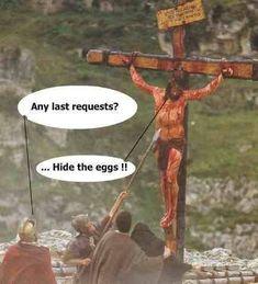 Jesus wants peeps...