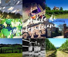 Vino Nobile di Montepulciano Tuscany wine