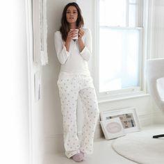 pyjama femme et les pyjamas chauds femme, pyjama blanc pour les filles