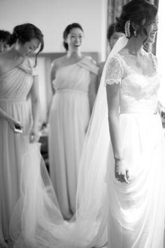 THE WEDDING- morning of