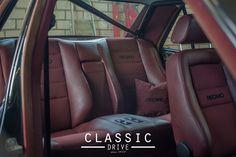 Recaro Source by mikailate Corsa Classic, Bmw Classic, Golf Mk2, Mercedes Benz 190e, Fiat Uno, Bmw E38, Automotive Upholstery, Volvo 240, Custom Car Interior