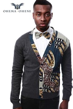 This is so freaking fly!! i would love for my boo to wear this! Via OHEMA OHENE