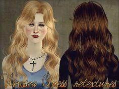 Emilia Sim coiffures