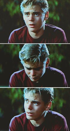 Ponyboy may be a Greaser but, he's deep and emotional too. He's Gold