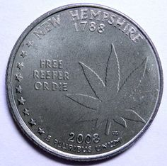 New Hampshire: Vote On Legalizing Up To 1 Ounce Of Pot Happens Wednesday