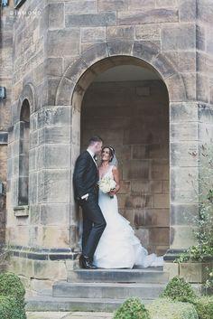 Vicky & Gary - Crathorne Hall Wedding Photography