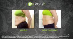 Poser un morceau de tissu sur son ventre, et 45 minutes plus tard, admirer les résultats.  Pour plus d'infos ou une commande, rejoignez le groupe : https://www.facebook.com/groups/wrap.minceur.itworks.marion/