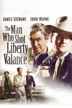 The Man Who Shot Liberty Valance movie