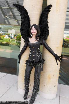 Ryuk Note Cosplay Madchen Cosplay Ideen Kostumvorschlage Halloween Kostume