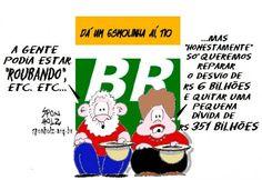 CORRUPÇÃO & GESTÃO DANOSA...