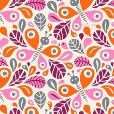 butterfly print, Helen Dardik