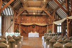 Sage Green Ceremony Tythe Barn, Geek Chic Fashion, Wedding Photoshoot, 17th Century, Celebrity Weddings, Wedding Venues, Green, Bury, Sage