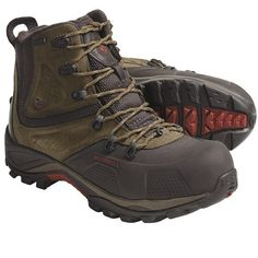 Merrell Whiteout 8 Winter Boots Waterproof For Men