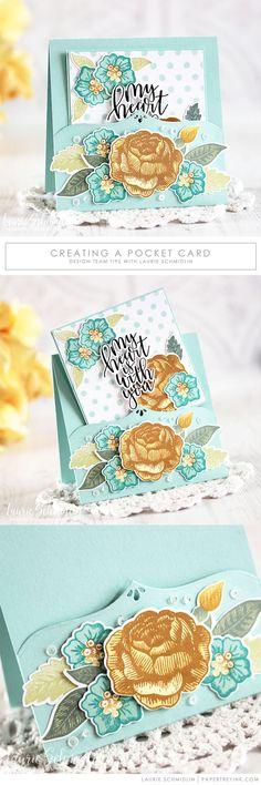 Design Team Tips with Laurie Schmidlin – Papertrey Ink Blog