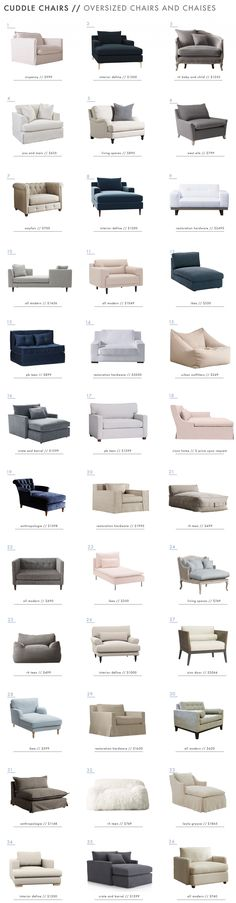Emily Henderson Oversized Chairs Chair And A Half Chaise Lounge Roundup Edited 1