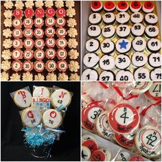 Bingo Party Food Ideas