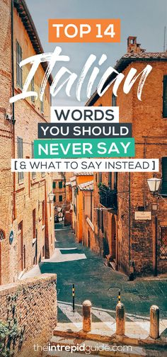 From false friends to tricky verbs, here are 5 things you should never to say in Italian and what you SHOULD say instead! Best Language Learning Apps, Learning Languages Tips, Learning Resources, Italian Language, Chinese Language, German Language, Japanese Language, Spanish Language, French Language