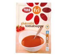 Glutenfri Tomatsuppe 83 g - Glutenfritt - Toro
