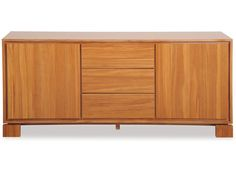 Danske Møbler New Zealand Made Furniture, Stressless Furniture Thin Legs, Sleek Look, Sideboard, Your Space, Contemporary Design, Kitchens, Mid Century, Storage, Wood
