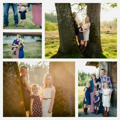 Family photo ideas, family photography, lifestyle photography, kids, family session, golden hour photos