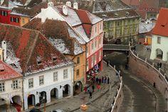 travelthisworld:  Sibiu, Romania