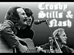 Crosby Stills & Nash - Southern Cross - my most favorite CSN song! This guys rock me to my core.