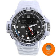 5a53f6d01 SMAEL Sport Watch. Mens Sport WatchesWatches ...