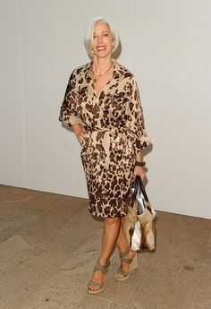 Linda Fargo - Fashion's Night Out: The Show - Arrivals