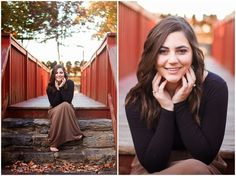 Fall Senior Session | Ashley Errington Photography: Reading Museum + Grings Mill Senior Session | Emily