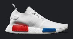 bce9b366c Adidas flips the OG colorway of the NMD Primeknit. These drop globally this  Saturday but won t be available in the U. until mid-Summer.