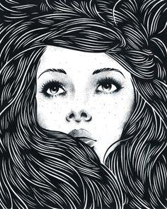 Indie Art  | Angel Kisses