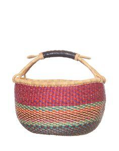 Market Basket - Raspberry