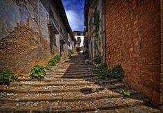 De 43 mooiste dorpen in Spanje: Valderrobles in Aragon