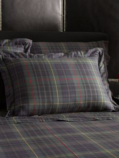 Devonshire Tartan pattern, current as of Oct, 2013.