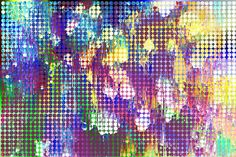 Amazing abstract work by texas based Heath West. Controlled randomness inspiration.  #art #abstract #colours