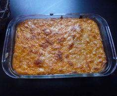 Recette Moussaka végétarienne de lentilles corail par Papilles-on-off - recette de la catégorie Plats végétariens