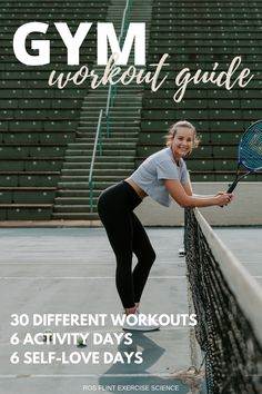 Gym Workout Guide, 6 Week Workout, Workout Plan For Beginners, Fitness Workouts, Fun Workouts, At Home Workouts, Love Days, Activity Days, Healthy Lifestyle