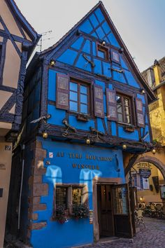 There's so much to do near Strasbourg: from huge theme parks to quaint winemakers' villages, Dostoyevsky's favourite casino to famous castle ruins, all within day-trip distance! Week End Alsace, Weekend France, Train Tour, Famous Castles, Castle Ruins, Excursion, Holiday Apartments, Beaux Villages, Train Journey