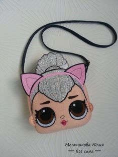 1 million+ Stunning Free Images to Use Anywhere Foam Crafts, Diy And Crafts, Best Baby Bags, Coin Purse Tutorial, Felt Baby, Lol Dolls, Felt Fabric, Little Bag, Kids Bags