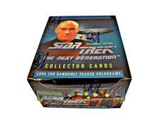 Star Trek the Next Generation Collector Trading Cards Box -36 Count Impel http://www.amazon.com/dp/B000BWR56Y/ref=cm_sw_r_pi_dp_tobsub0NCQ2GB
