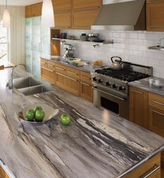 Formica products used in this scene. 3420 Dolce Vita