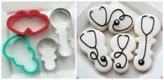 Stethoscope Cookies