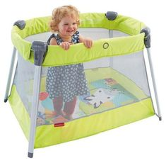 Fisher-Price Park-Cradle Ultralige Travel
