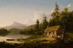 Home_in_the_Woods_1847_Thomas_Cole