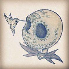Jack skeleton tattoo
