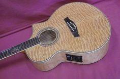 quilted maple guitar - Sök på Google