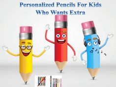 Personalized Pencils For #Students For_The_Kid_Who_Wants_Extra
