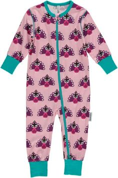 Jumpsuit Zipper Peacock,Maxomorra