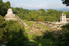 Palenque is a rich Maya archaeological site located in the present day Mexican state of Chiapas .  It is smaller than other Mayan ruins sites yet extremley rich and well worth the extra effort to visit - so says all things Maya expert Chichen Itza Bob