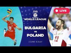 MITAKKA Sport :): Bulgaria v Poland FIVB Volleyball World League!